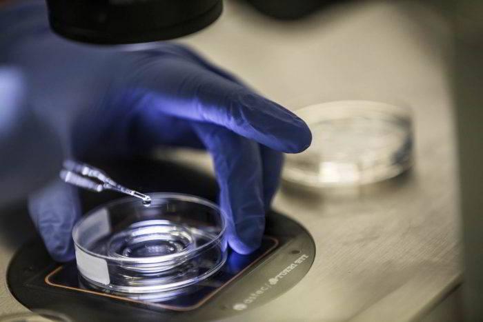 Preparazione dello sperma inseminazione artificiale
