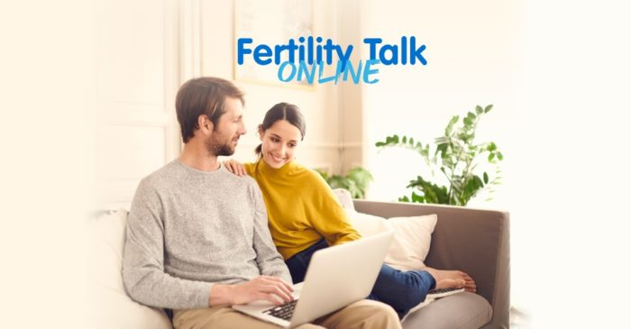 Fertility talk online