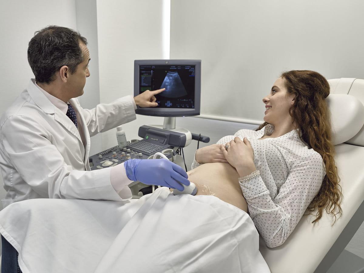 Visita ginecologica e ecografia
