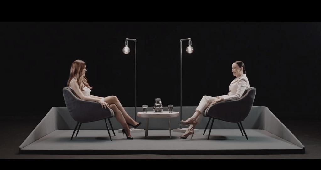 Stefania Miniucchi e la Dott.ssa Daniela Galliano – La preservazione della fertilità